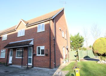 Thumbnail 2 bed flat for sale in Morgan Court, Claydon, Ipswich, Suffolk