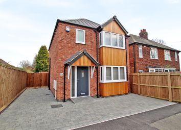 Thumbnail 3 bed detached house for sale in Blenheim Avenue, Mapperley, Nottingham