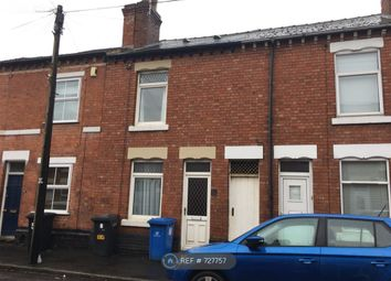 Thumbnail 3 bed terraced house to rent in Cedar Street, Derby