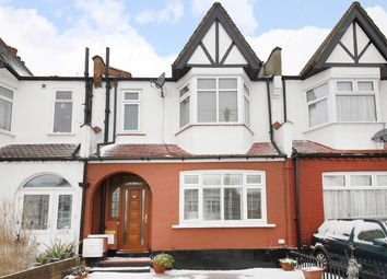 Thumbnail 4 bed terraced house for sale in Kemble Road, Forest Hill