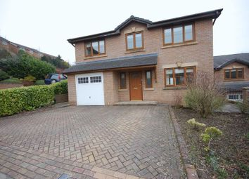 Thumbnail 4 bedroom detached house to rent in Heather Falls, New Mills, High Peak