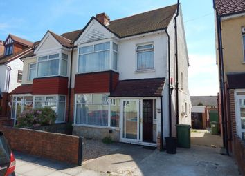 Thumbnail 3 bedroom semi-detached house for sale in St. Georges Road, Cosham, Portsmouth