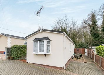 Thumbnail 1 bedroom mobile/park home for sale in Church Road, Gosfield, Halstead