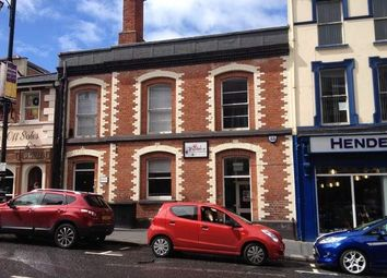Thumbnail Retail premises to let in Bishop Street, Londonderry, County Londonderry