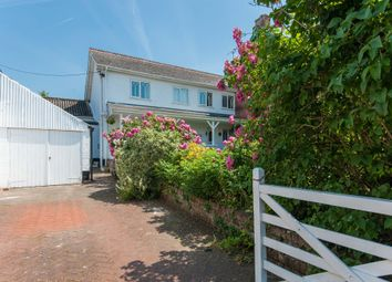 Thumbnail 4 bedroom detached house for sale in Airport Road, Clyst Honiton, Exeter