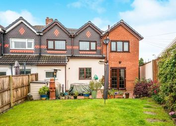 Thumbnail 4 bed semi-detached house for sale in Foster Avenue, Hednesford, Cannock, Staffordshire