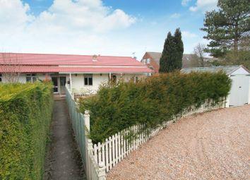 Thumbnail 3 bedroom semi-detached bungalow for sale in Aerodrome Road, Bekesbourne, Canterbury