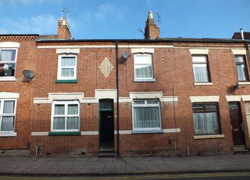 Thumbnail 2 bed terraced house for sale in Cedar Road, Off St Stephens Road, Leicester