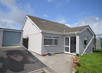 Thumbnail 5 bed bungalow for sale in Stretyn, Carnon Downs, Truro