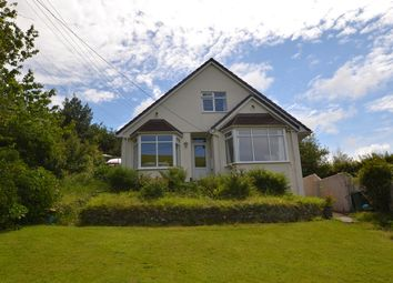 Thumbnail 4 bedroom bungalow for sale in West Challacombe Lane, Combe Martin, Ilfracombe