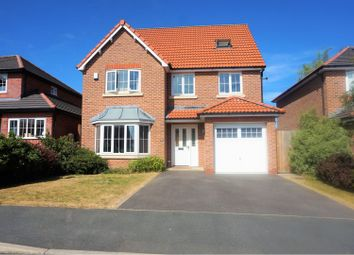 Thumbnail 6 bed detached house for sale in Llys Dyffryn, St. Asaph