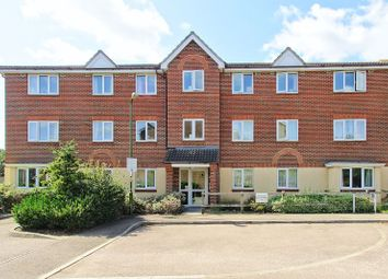 Thumbnail 2 bedroom flat for sale in Saxby Close, Barnham