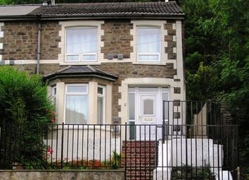 Thumbnail 2 bed end terrace house for sale in Aberbeeg Road, Aberbeeg, Abertillery