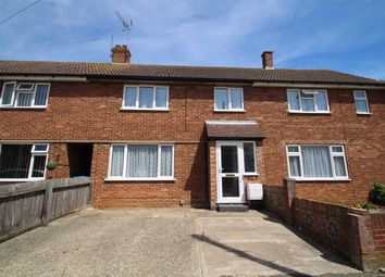 Thumbnail 3 bed terraced house for sale in Redwing Close, Ipswich