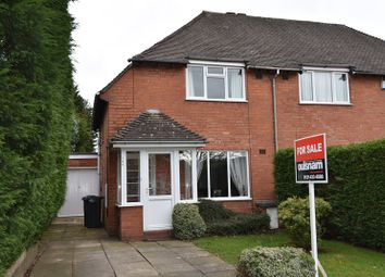 Thumbnail 3 bed semi-detached house for sale in Hay Green Lane, Bournville, Birmingham