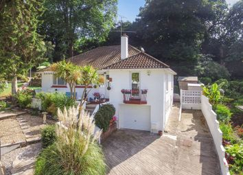 Thumbnail 3 bed detached bungalow for sale in Torwood Close, Torquay