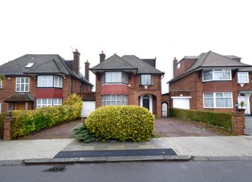 Thumbnail 4 bed detached house for sale in Manor Hall Avenue, Hendon, London