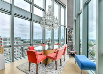 Thumbnail 2 bed flat for sale in West India Quay, Canary Wharf