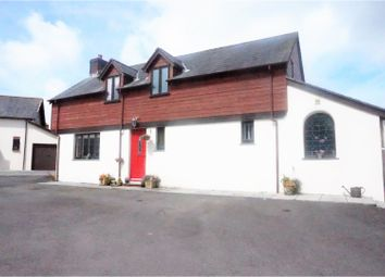Thumbnail 3 bed detached house for sale in Priestacott Park, Kilkhampton