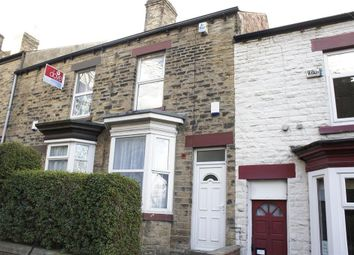 Thumbnail 3 bed terraced house to rent in Western Road, Crookes, Sheffield