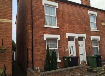 Thumbnail 2 bed terraced house to rent in Blakefield Road, Worcester