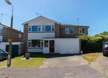 Thumbnail 5 bed detached house for sale in Rayleigh Road, Hutton, Brentwood