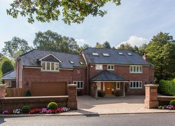 Thumbnail 5 bed property to rent in Chelford Road, Prestbury, Macclesfield