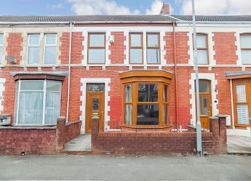 Thumbnail 3 bed terraced house for sale in Hibbert Road, Neath, Neath Port Talbot.