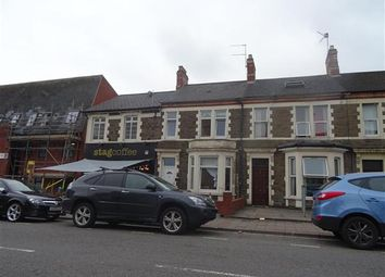 Thumbnail 6 bed terraced house to rent in Crwys Road, Cathays, Cardiff