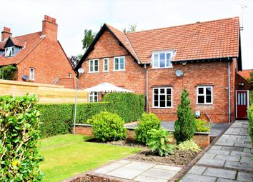 Thumbnail 2 bed semi-detached house for sale in Sycamore Avenue, New Earswick, York