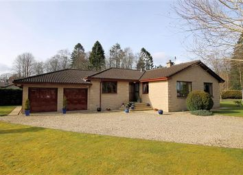 Thumbnail 4 bedroom detached bungalow for sale in Deanston Gardens, Deanston, Doune