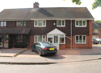 Thumbnail 4 bed semi-detached house for sale in Weeford Drive, Handsworth Wood, Birmingham