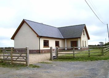 Thumbnail 3 bed detached bungalow for sale in Blaenwaun, Whitland