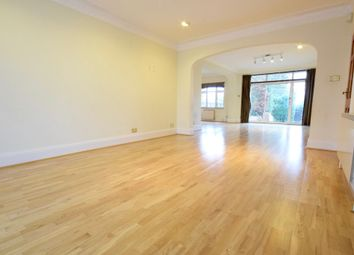 Thumbnail 4 bed detached house to rent in Manor Hall Avenue, Hendon, London