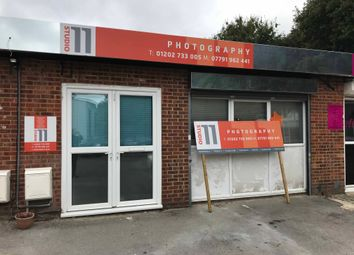 Thumbnail Industrial to let in 262 Ringwood Road, Parkstone