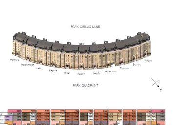 Plot 61 - Park Quadrant Residences, Park Quadrant, Glasgow G3