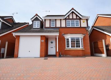 Thumbnail 4 bed detached house for sale in Emerald Way, Milton, Stoke-On-Trent