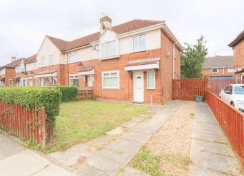 Thumbnail Semi-detached house to rent in Tennyson Avenue, Eston, Middlesbrough