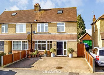 Thumbnail 4 bed semi-detached house for sale in White Horse Lane, St Albans, Hertfordshire