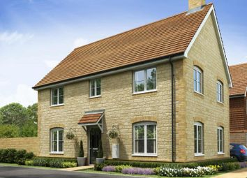 Thumbnail 4 bed detached house for sale in The Kentdale, Harwell