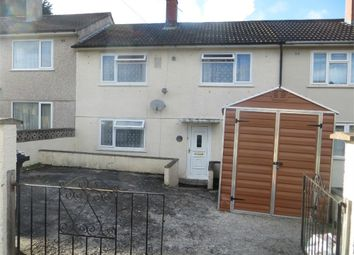 Thumbnail 3 bedroom terraced house for sale in Briscoes Avenue, Hartcliffe, Bristol