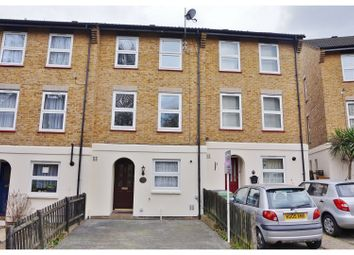 Thumbnail 4 bed town house for sale in Spring Hill, London