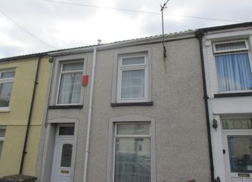 Thumbnail 3 bed terraced house for sale in William Street, Merthyr Tydfil