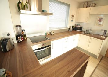 Thumbnail 1 bed flat to rent in Llanarth Court, Usk Way, Newport