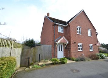 Thumbnail 3 bed semi-detached house for sale in Bakers Close, Cotgrave, Nottingham