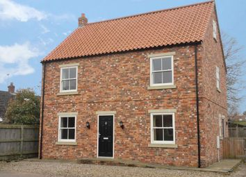 Thumbnail 4 bedroom detached house to rent in Monk Green, Alne, York