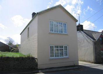 Thumbnail 3 bed detached house for sale in St Davids Road, Letterston, Haverfordwest