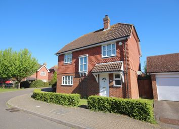 Thumbnail 3 bed detached house for sale in Long Meadow, Great Notley, Braintree