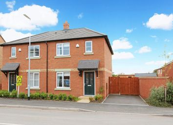 Thumbnail 3 bed semi-detached house for sale in 10 Vesey Court, Wellington, Telford