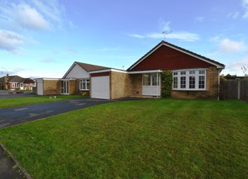 Thumbnail 2 bed detached bungalow for sale in Farcroft Drive, Market Drayton